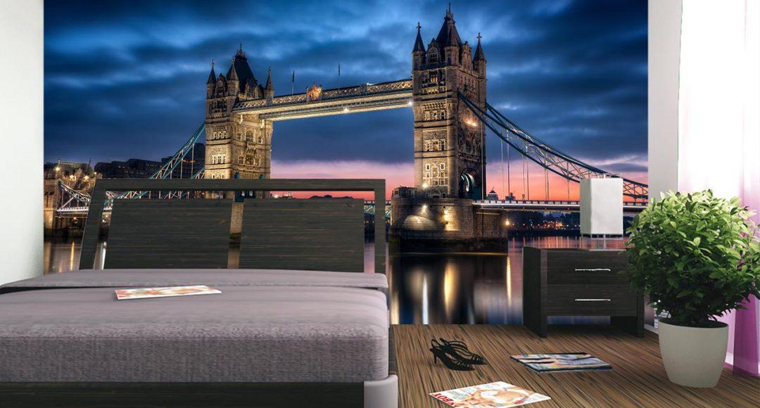 fototapeta do sypialni Londyn