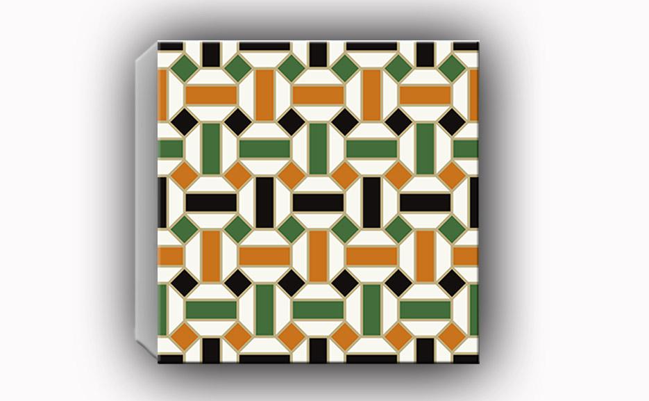 Dekor Szklany Do Kuchni I Lazienki Mozaika Marokanska 4 Magic Style