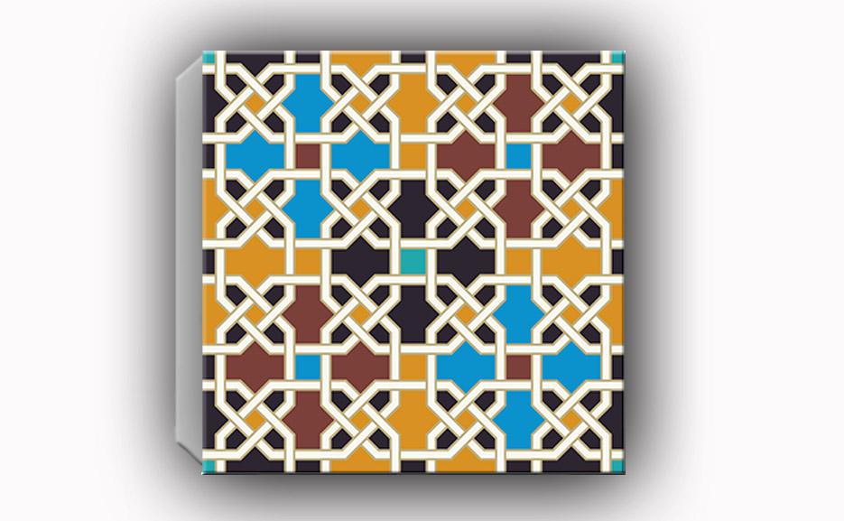 Dekor Szklany Do Kuchni I Lazienki Mozaika Marokanska 7 Magic Style