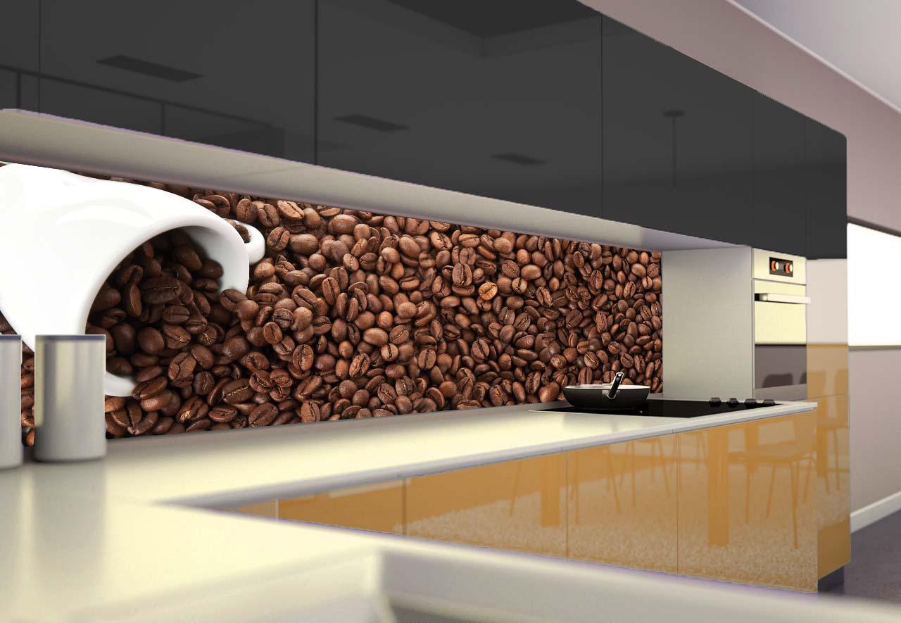 Panel Szklany Do Kuchni Filiżanka Kawy Ii