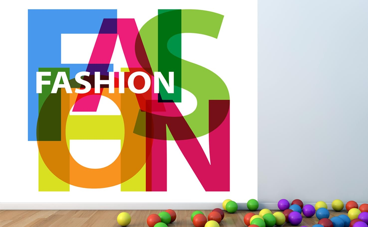 Fototapeta Q Dla Dzieci Fashion Magic Style