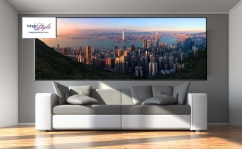 Obraz canvas PANORAMA HONG KONGU
