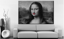 Obraz canvas MONA LISA