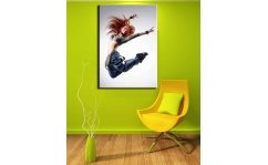 Wyprzedaż Obraz canvas YOU CAN DANCE GIRL IV 60x90 cm