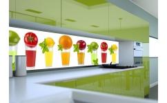 Panel szklany do kuchni SOKI II