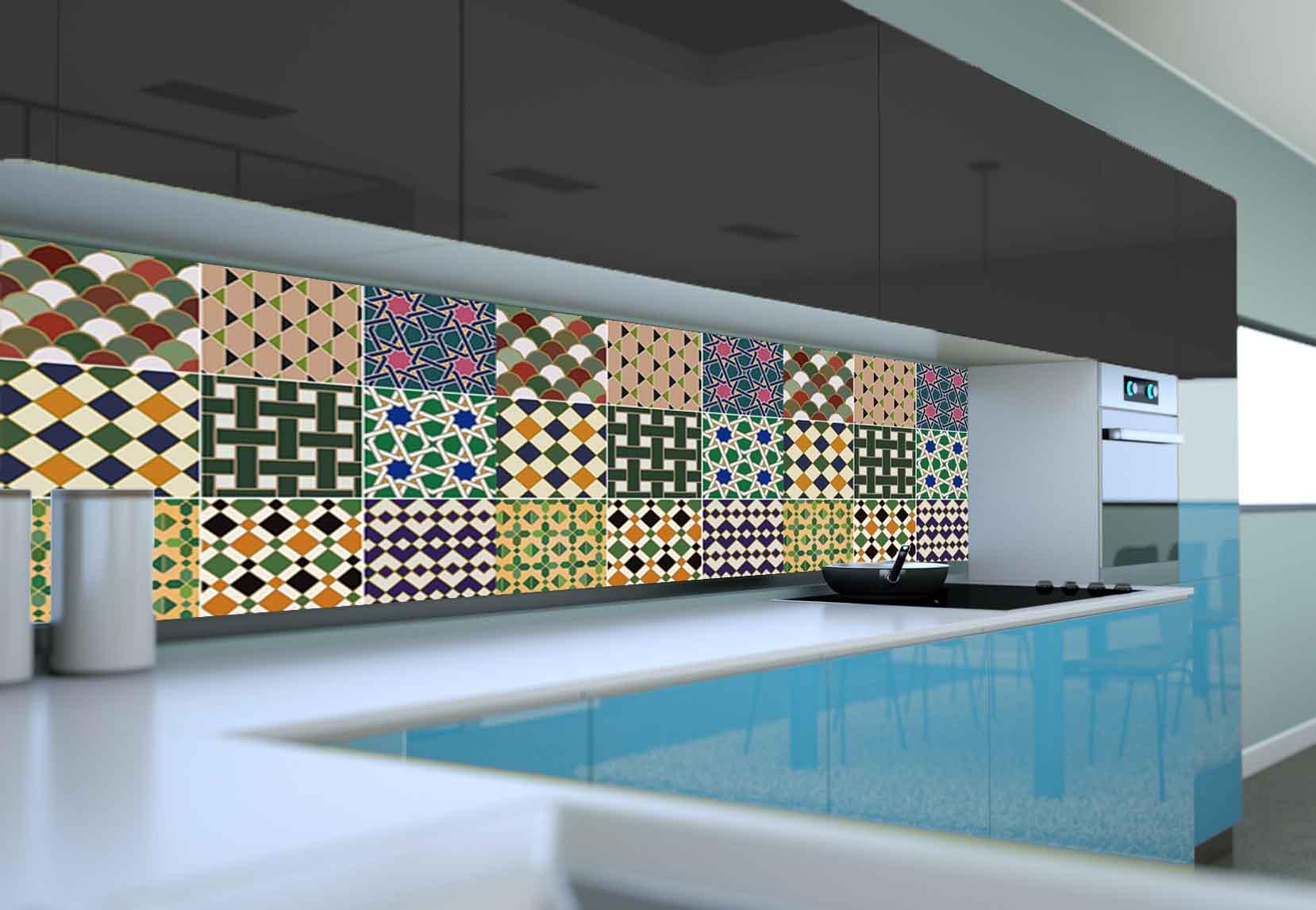 Fototapeta Do Kuchni Mozaika Marokanska Ii Magic Style