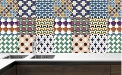 Panel szklany do kuchni MOZAIKA MAROKAŃSKA III