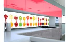 Panel szklany do kuchni SOKI III