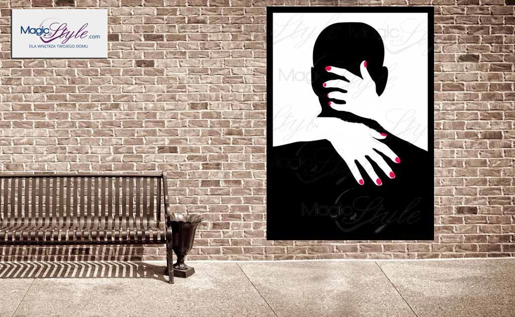 Nowoczesne Plakaty W Ramie Magic Style